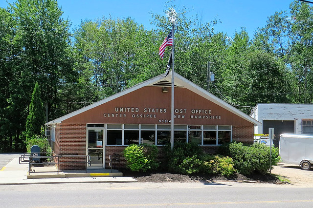 Center Ossipee, NH post office