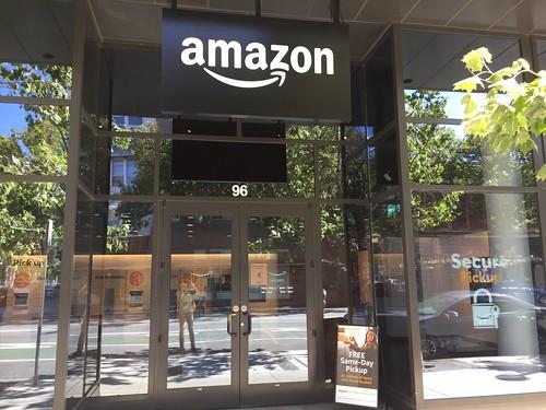 Amazon  at Downtown San Jose