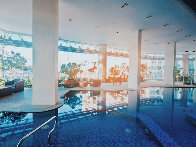 Savoy Hotel Manila Pool Gym