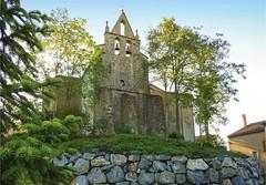 Souvenir d'enfance, l'église de Pech-Luna ( Occitanie, France ). - Photo of Peyrefitte-sur-l'Hers