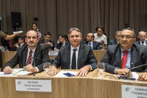 Comissão Intergestores Tripartite - Junho de 2018