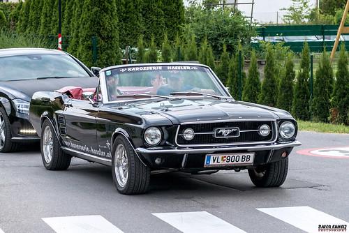 Ford Mustang convertible - Sportwagenfestival 2018 Velden am Wörthersee
