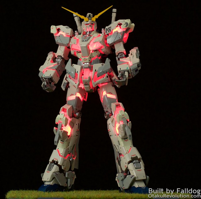 RG Unicorn TWC Lighting Model 7