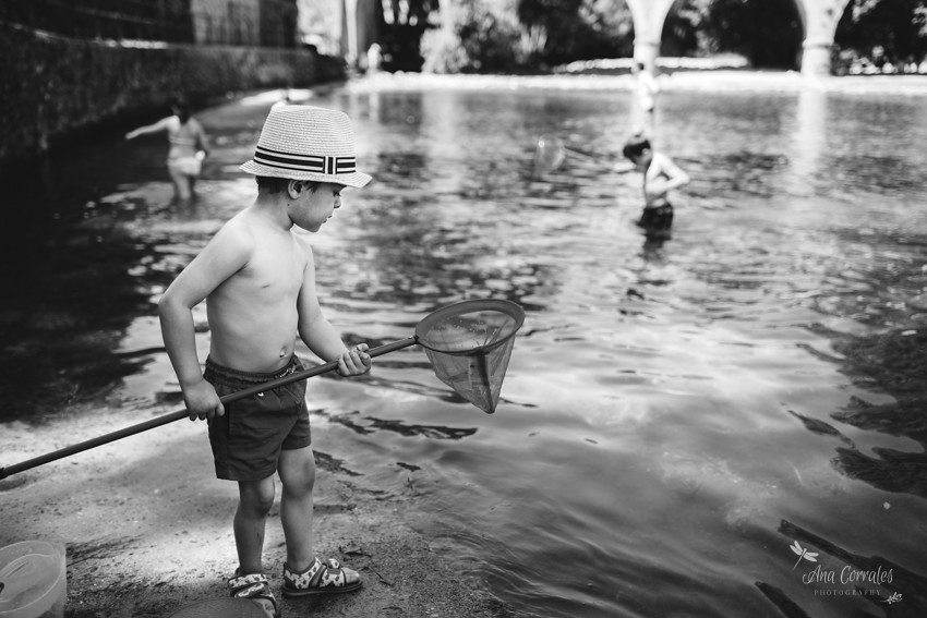 Semana 8/52: Pescando