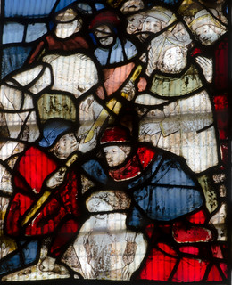 Great Malvern Priory Window s5 2a