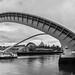 Millennium Bridge. . .