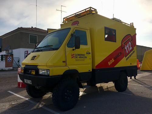 112 SOS Aragón
