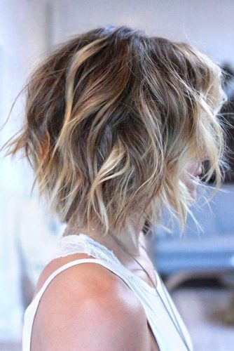 60+Pretty Ladies Short Haircuts -They Have Dreamt Of This Hairstyles 16