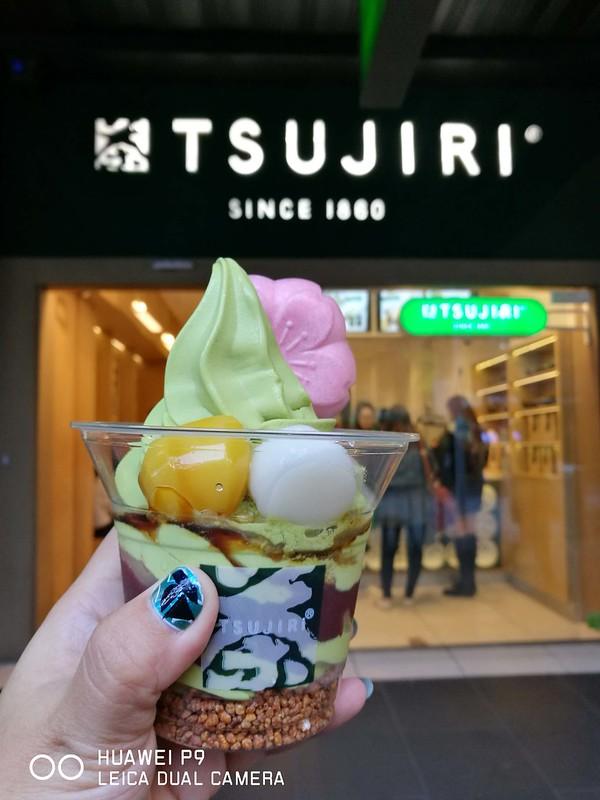 Melbourne Desserts & Cafes - Tsujiri Swanston Street