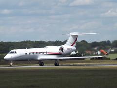 N897NC Gulfstream G550 News Corp