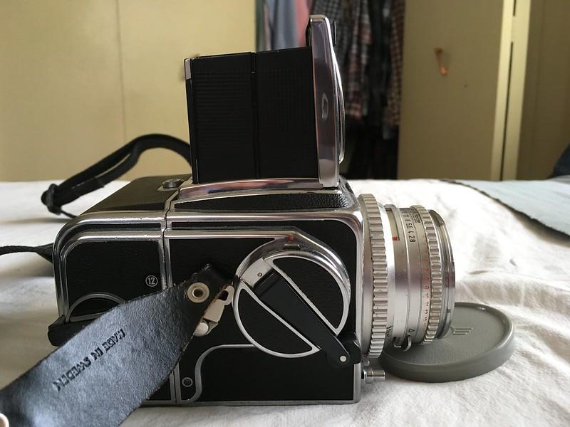 My Hasselblad kit