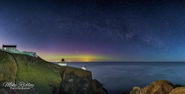St Abbs aurora ...