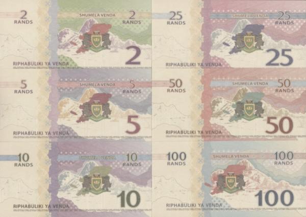Venda 2-100 rand 2013