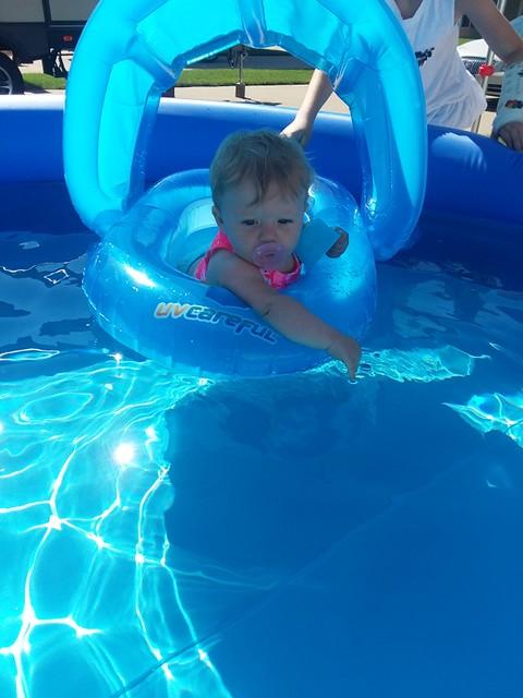 R in Pool
