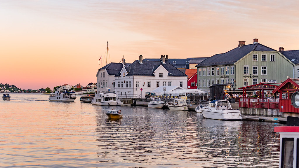 Downtown Arendal