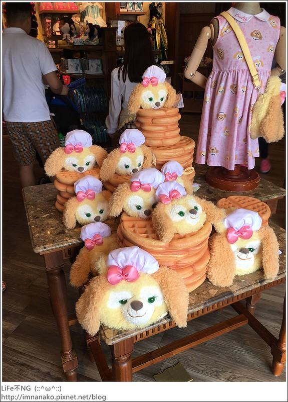 迪士尼Duffy新朋友Cookie