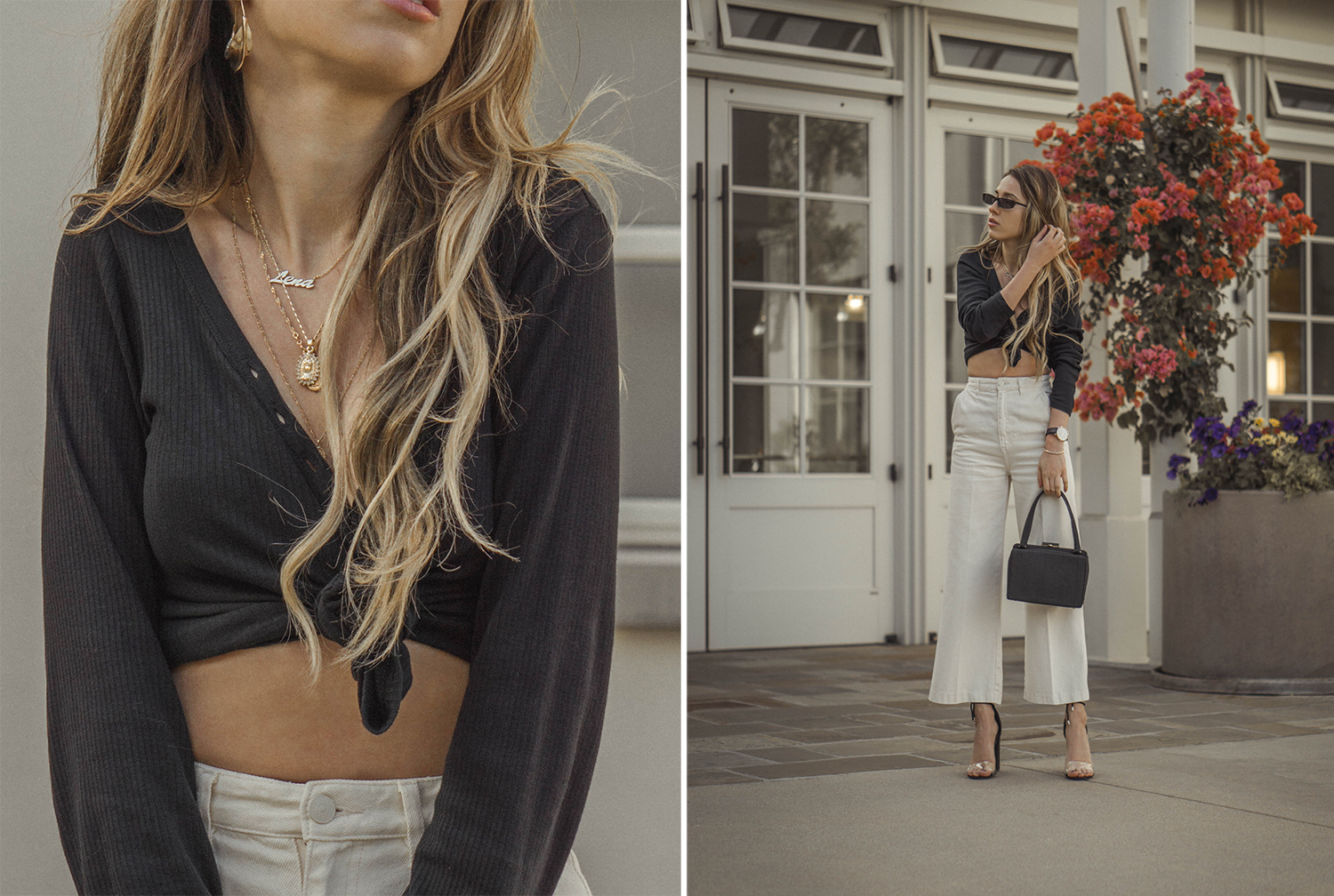 high_waisted_wide_white_jeans_clear_shoes_heels_street_style_outfit_fashion_blogger_vintage_lena_juice_the_white_ocean_08