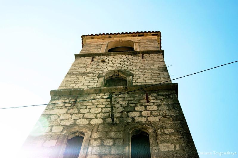 Колокольня церкви Св. Марии Речной