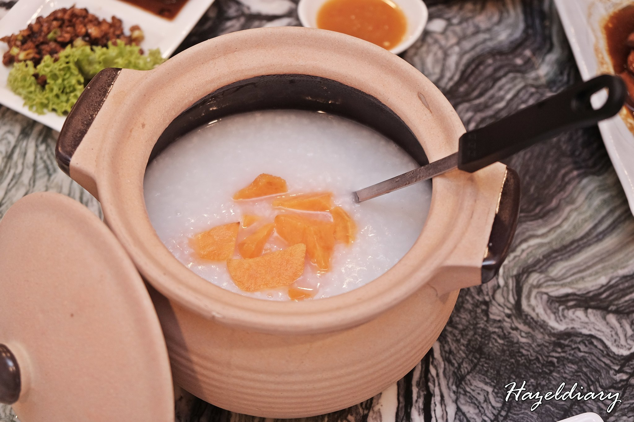 Goldleaf Katong Square-Sweet Potato Porridge