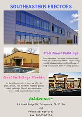 Steel Buildings Florida