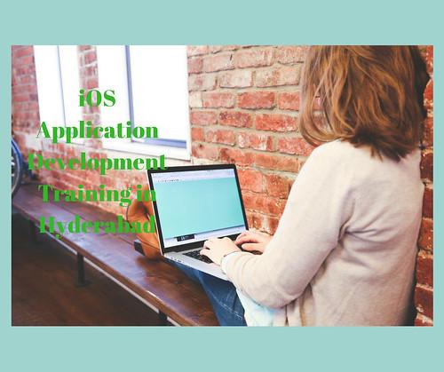iOS Application Development Training in Hyderabad