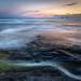 Last Light, Constantine Bay by Mick Blakey