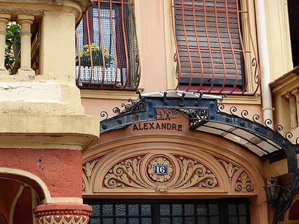 villa alexandre
