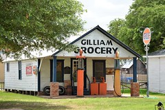 Texas, Edgewood, Gilliam Grocery (Relocated)