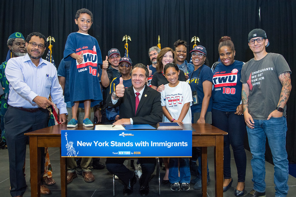Governor Cuomo Signs Legislation to Increase Protections for Immigrant Children in New York State