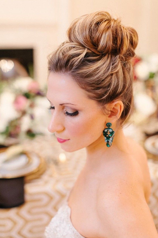 Fanciful Wedding Hairstyles 2018 For Chic Long Hair |Exclusive 3