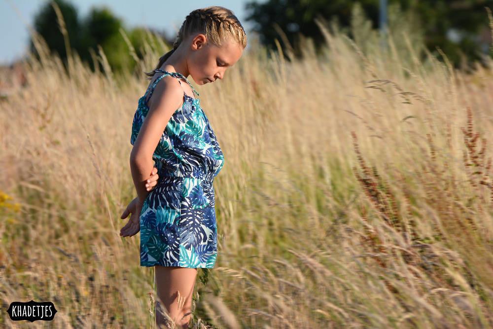 580-04 Summer romper Pearl Soho Khadetjes