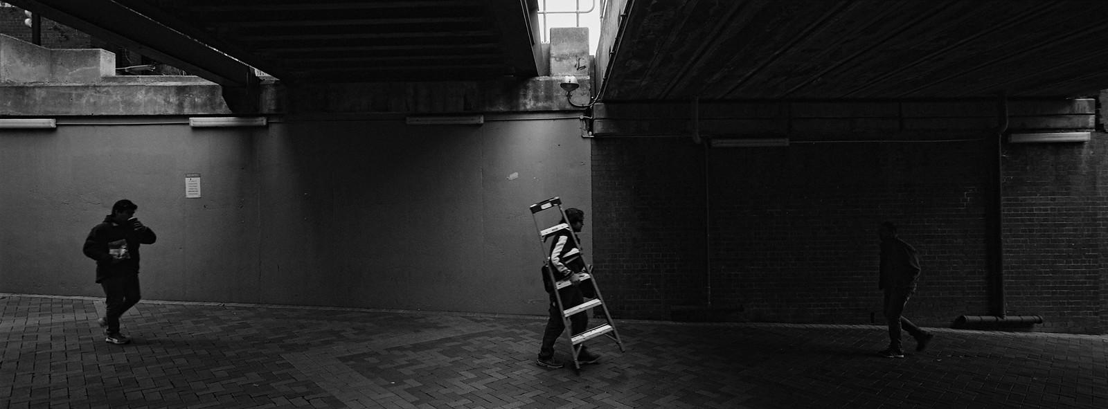 Swinburne: Ladder