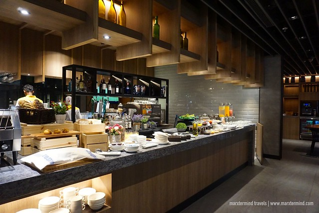 Selections at New Plaza Premium Lounge in KLIA2