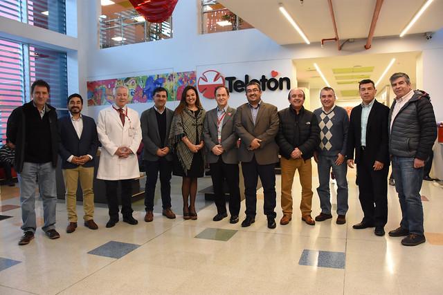 09-jul-18-Firma de Convenio entre Empresas Melón y Programa Abre