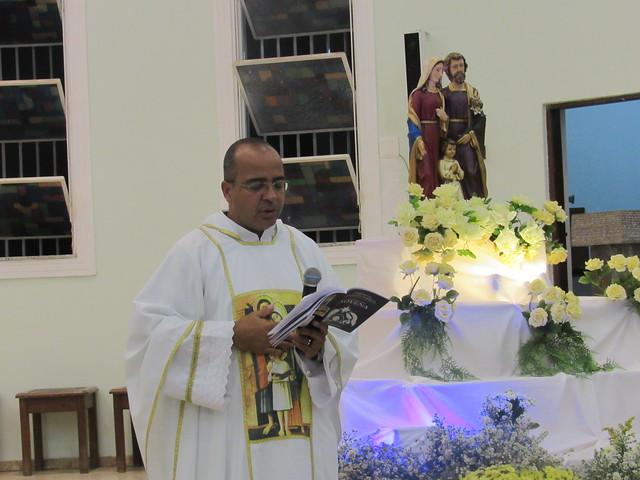 3º dia da Novena e dos Festejos dos 53 anos