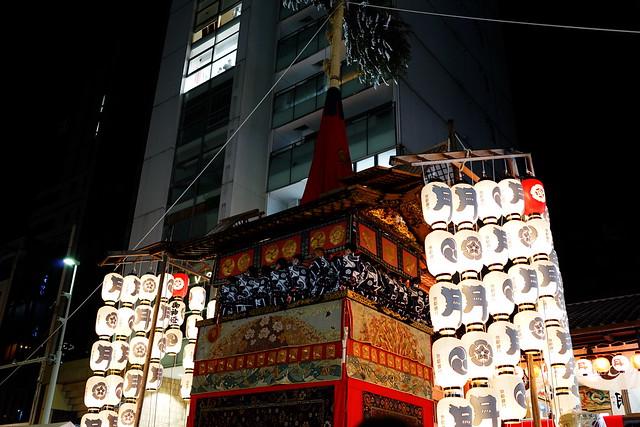 祇園祭宵山に行って来ました
