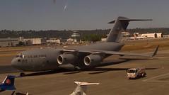 USAF United States Air Force Boeing C-17A Globemaster III 97-0048 Boei