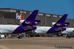 N601FE FedEx | McDonnell Douglas MD-11F | Memphis International Airport