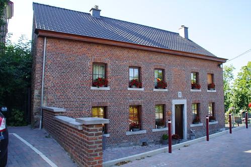 Gerenoveerd huis.