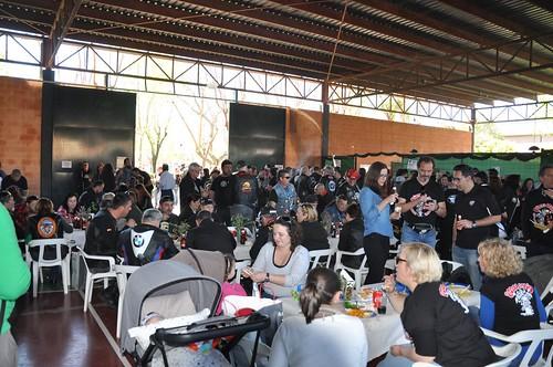 8º Aniversario del Motoclub Éxate pa ya en el Club Vistazul