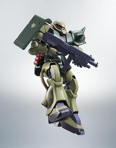 ROBOT SPIRITS MS-06FZ ver. A.N.I.M.E.