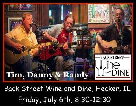 Tim, Danny & Randy 7-6-18