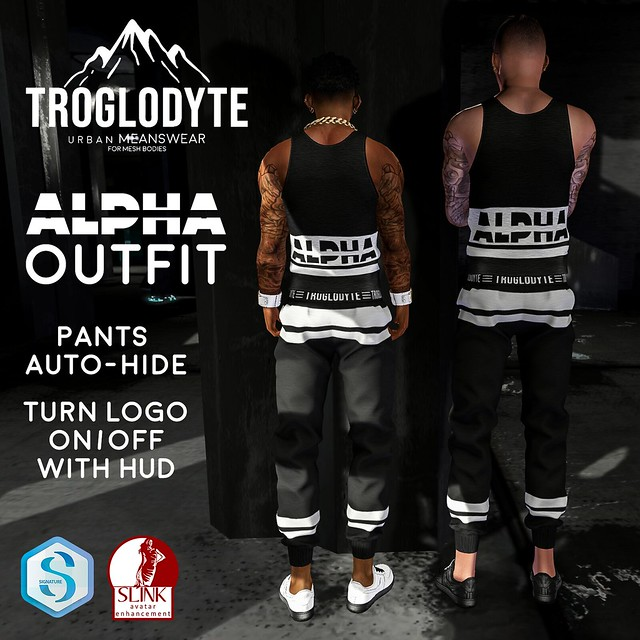TROGLODYTE - ALPHA Outfit