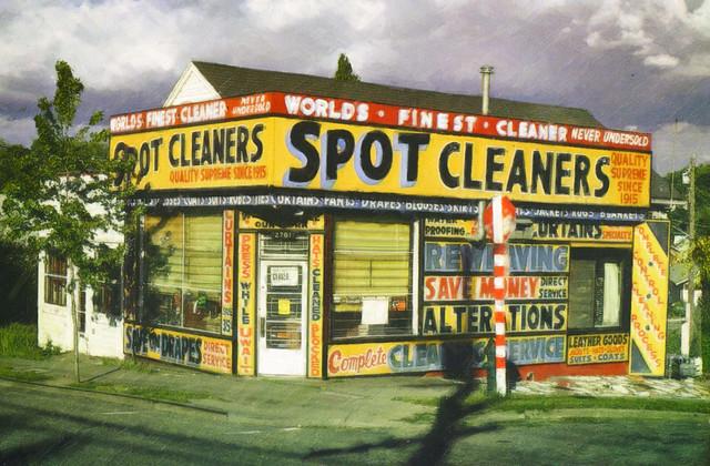 Spot Cleaners, Seattle, Washington