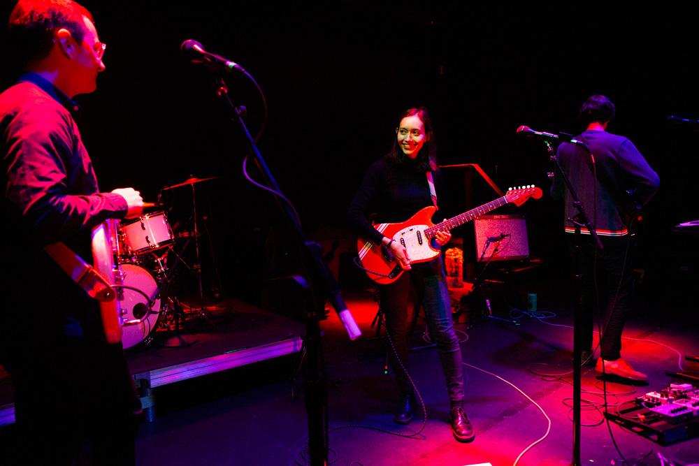 Fazerdaze @ Bowery Ballroom 10/04/18