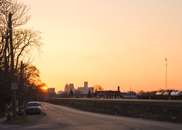 SW. Detroit