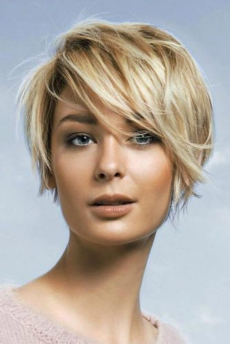 60+Pretty Ladies Short Haircuts -They Have Dreamt Of This Hairstyles 14