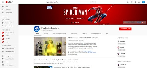 FireShot Capture 212 - PlayStation España - YouTube - https___www.youtube.com_user_PlayStationES