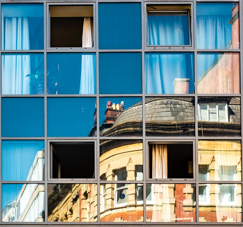 Window: Marsh Street, Bristol