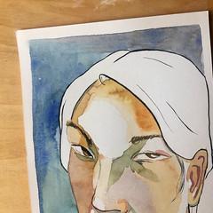 《Random Portrait》(details)